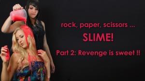 Rock, Paper, Scissors, Slime... Revenge!